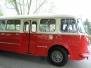 Výlet historickým autobusem